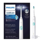 Philips Sonicare ProtectiveClean 4100 Rechargeable Electric Toothbrush, White $39.95 (REG $69.99)