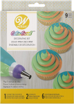 Wilton Color Swirl, 3-Color Piping Bag Coupler, 9-Piece Cake Decorating Kit $4.36 (REG $8.39)