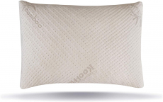 LIMITED TIME DEAL!!! Ultra-Luxury Adjustable Bamboo Shredded Memory Foam Pillow with Zipper$47.99 (REG $149.00)