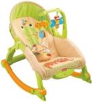 Fisher-Price Newborn-to-Toddler Portable Rocker, Rainforest $32.99 (REG $79.99)