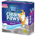 Fresh Step Clean Paws Scented with The Power of Febreze $11.99 (REG $22.50)
