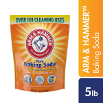 Arm & Hammer Baking Soda, 5 Lbs $3.08 (REG $6.99)