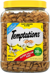 Temptations Treats for Cats 30 Ounces $10.41  (REG $15.79)