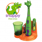 Brusheez Kid's Electric Toothbrush Snappy the Croc $19.99 (REG $49.99)