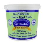 Stewart Freeze Dried Treats $28.22 (REG $78.91)