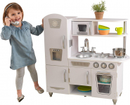 KidKraft Vintage Kitchen – White $91.98 (REG $146.93)