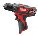 Milwaukee M12 12V 3/8-Inch Drill Driver (2407-20) (Bare Tool Only) $43.31 (REG $144.00)