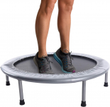 Stamina 36-Inch Folding Trampoline | Quiet and Safe Bounce $47.68 (REG $69.99)