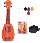 Fun Little Toys 17 Inch Toy Guitar Ukulele for Kids, Musical Instruments for Kids $12.54 (REG $19.95)