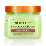 Tree Hut Shea Sugar Scrub Pear & Chia Seed, 18oz, Ultra Hydrating & Exfoliating $6.18 (REG $8.99)