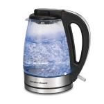 Hamilton Beach 40865 Glass Electric Kettle $23.19 (REG $49.99)