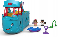 Fisher-Price Little People Travel Together Friend Ship $15.39 (REG $29.99)