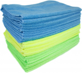 Microfiber Cleaning Cloths | All-Purpose | Assorted Colors | 36 Pack$19.81 (REG $39.99)