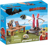 Playmobil How to Train Your Dragon Gobber The Belch with Sheep Sling $15.75 (REG $34.99)