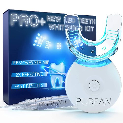 Teeth Whitening Kit With Led Light 46 99 Reg 125 00