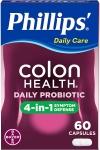 LIMITED TIME DEAL!!! Phillips Colon Health – Probiotics Capsules$15.38 (REG $26.39)