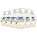 Softsoap Liquid Hand Soap, Aloe – 7.5 fluid ounce (Pack of 6) $6.53 (REG $13.99)