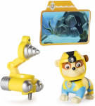 Paw Patrol Sea Patrol – Light Up Rubble with Pup Pack and Mission Card $6.96 (REG $9.99)