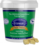 Stewart Pro-Treat, Freeze Dried Dog Treats, Grain Free, USA Made $4.92 (REG $14.99)