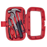 Household Hand Tools, Tool Set – 15 Piece by Stalwart $12.48 (REG $29.99)