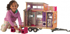 Teeny House Dollhouse with Furniture$47.38 (REG $109.99)