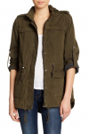 Levi's Hi-Lo Hooded Military Jacket $41.98 (REG $180.00)