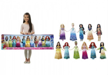 Disney Princess Shimmering Dreams Collection Just $3.95/Doll!