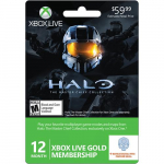 Xbox Live 12 Month Gold Membership + 1 Extra Month Only $39.99 Shipped! (Reg. $59.99!)