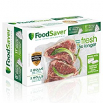 FoodSaver Vacuum Seal Rolls 8″ and 11″ Multipack $29.25 (REG $49.99)