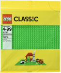 LEGO Classic Green Baseplate Supplement for Building, Playing, & Displaying LEGO Creations $4.99 (REG $9.99)