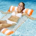 AQUA 4-in-1 Monterey Hammock Inflatable Pool Float$20.47 (REG $34.99)