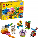 LEGO Classic Bricks and Gears 10712 Building Kit (244 Pieces) $11.99 (REG $19.99)