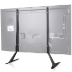 """TV Stand Table Top for Most 22""""-65"""" LCD Flat Screen TV $16.99 (REG $59.99)"""