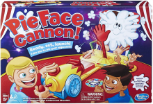 Pie Face Cannon Game Whipped Cream Family Board Game Kids Ages 5 and Up$9.26+ $3.99 shipping (REG $24.99)