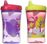 Nuk First Essentials Hard Spout Sippy Cup 2 Pack, 10-Ounce $5.38 (REG $13.79)