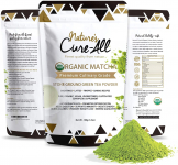 Organic Matcha Green Tea Powder, USDA Certified, Authentic Japanese Origin, $16.79 (REG $29.99)
