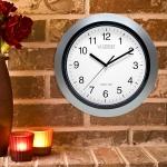 La Crosse Technology Atomic Analog Wall Clock $16.02 (REG $34.95)