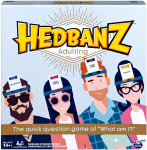 Hedbanz Adulting, Hilarious Party Game of Guessing and Charades for Millennials $10.19 (REG $19.99)