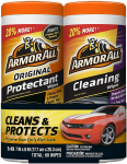 Armor All Car Interior Cleaner Protectant Wipes $6.88 (REG $10.65)