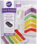 Wilton 2105-0112 Easy Layers! 6 Inch (Set of 5) $8.23 (REG $21.04)