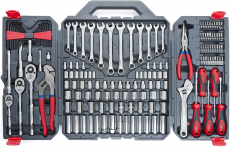 Crescent 170 Pc. General Purpose Tool Set – Closed Case $70.49 (REG $206.13)