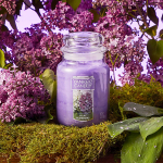 Yankee Candle Large Jar Candle Lilac Blossoms $15.03 (REG $27.99)