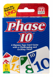 Phase 10 Card Game Styles May Vary $4.99 (REG $9.99)