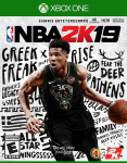 NBA 2K19 – Xbox One $34.39 (REG $59.99)