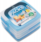 Stay Cool Reusable Ice Pack (6 Pack) for Lunch Box – Slim, $12.74 (REG $24.99)