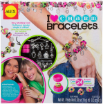 Alex DIY Wear I Heart Charm Bracelets Kids Art and Craft Activity $15.13 (REG $22.00)
