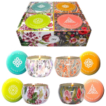 Big Aromatherapy Scented Candles Essential Oils Natural Soy Wax $19.88 (REG $89.99)