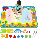 FREE TO FLY Large Aqua Drawing Mat for Kids $13.98 (REG $29.98)