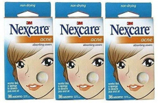 Nexcare Acne Absorbing Covers, Assorted 36 ea Package of 3 $10.00 (REG $24.95)