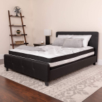 Capri Comfortable Sleep 12 Inch Foam and Pocket Spring Mattress $155.15 (REG $351.00)